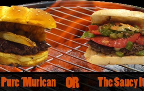 Take the Burger Challenge!