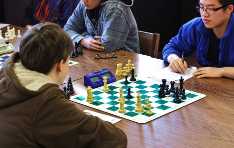 Chess team clinches seed above Neuqua and Waubonsie Valley