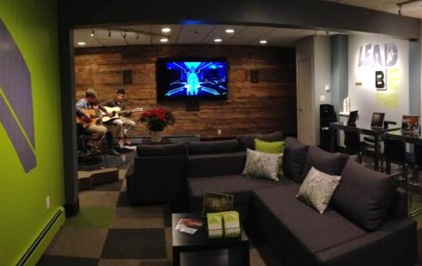 Teen community center opens in downtown Naperville