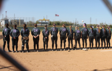 Girls' softball strikes out cancer