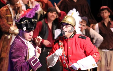 Theatre 'takes heart' in a successful first operetta