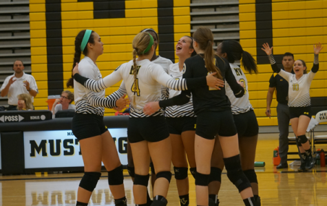 Girls' volleyball secures first win of season