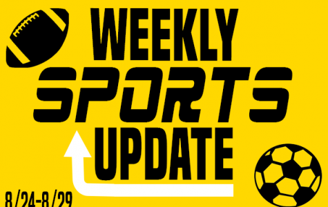 Weekly Sports Update: Aug. 24-29