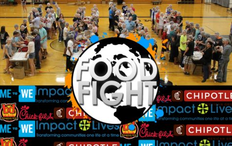 Food Fight returns with initiative to make a difference