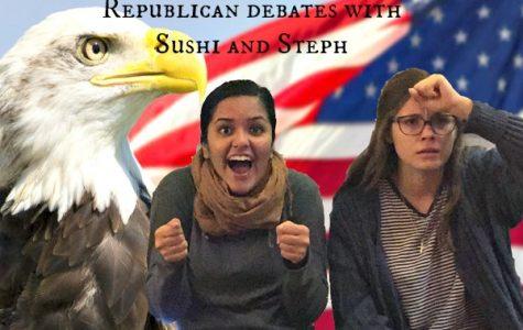 Sushi and Steph scrutinize Republican debate