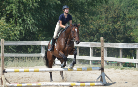 Mustang of the Week: Jenna Pekkarinen