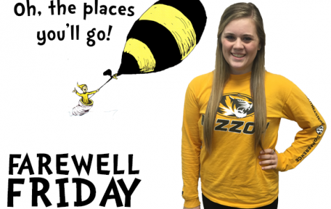 Farewell Friday: Caroline Martin, University of Missouri