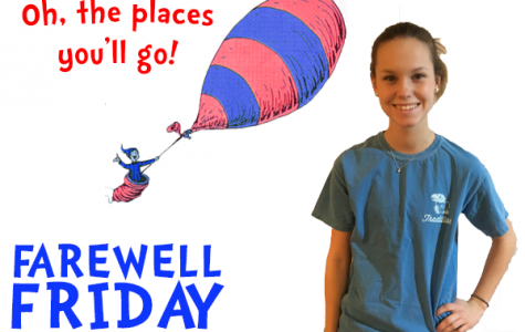 Farewell Friday: Megan Weist, University of Kansas