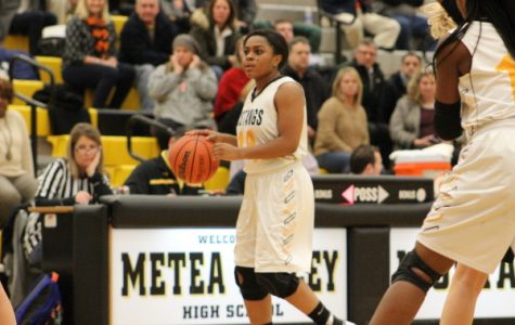 Girls' basketball seniors honored on team filled with underclassmen
