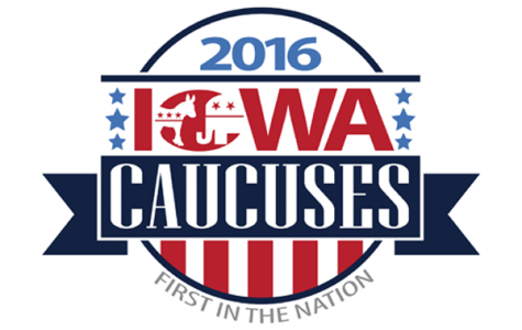 Stephanie sees power of democracy at Iowa caucus