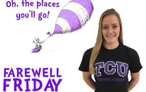 Farewell Friday: Madie Sandberg, Texas Christian University