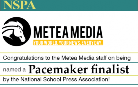 Metea Media named Pacemaker finalist