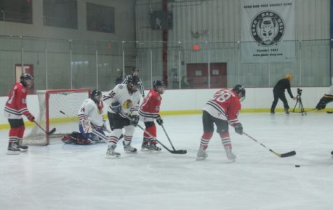 Warriors and Tomahawks team up for an exciting night of hockey