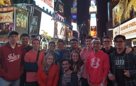 VEI students take on trade show in New York City