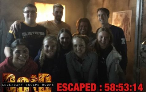 Basement of the Dead escape room offers a fun, fast paced challenge