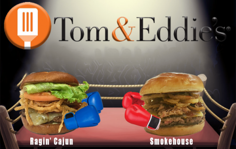 Marketing classes grill off in Tom & Eddie's Burger Challenge