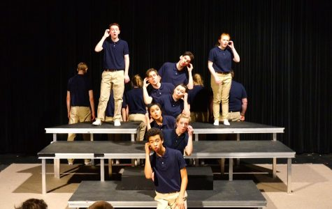 "Group Interpretation brings production of ""She's the Man"" to state competition"