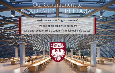 UChicago's letter to incoming students is perfectly reasonable