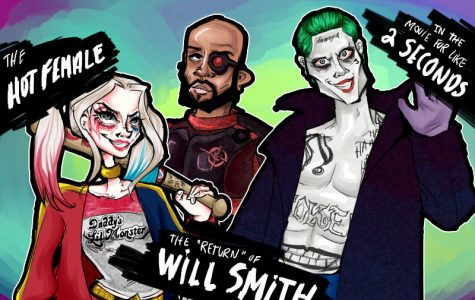 Suicide Squad provides interesting twists that occasionally fall short