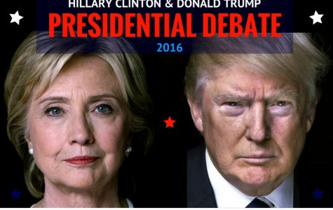 Clinton and Trump exchange blows in first presidential debate