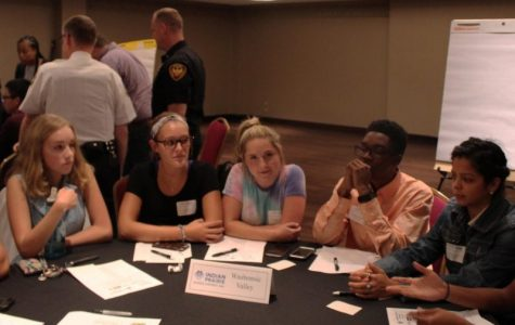 Student and police forum serves as community initiative