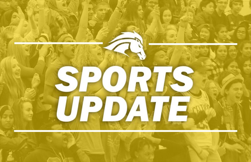 Weekly Sports Update 10/9-10/14