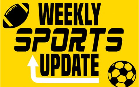 Weekly Sports Update: 9/12 – 9/16