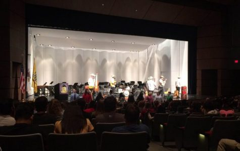 Latino Heritage Month assembly showcases celebration of culture