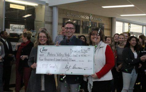 Three Metea teachers awarded IPEF grants