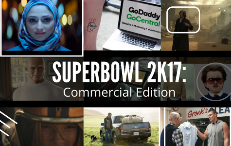 2017 Superbowl Commercial Standouts
