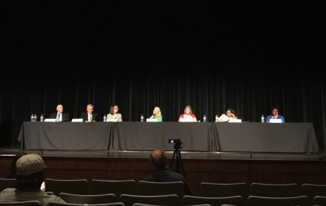 School board forum candidates pitch improvements for schools and district