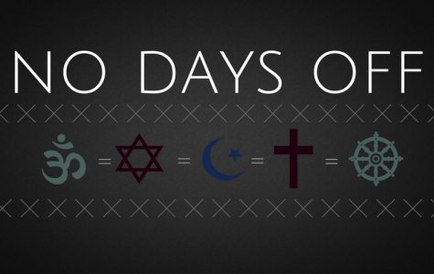 Schools should recognize non-Christian religious holidays