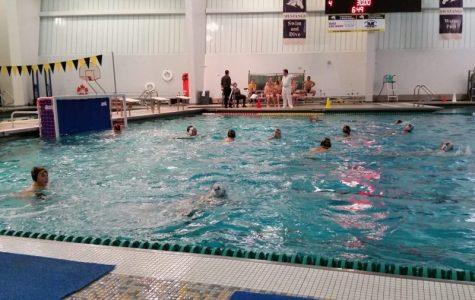 Boys' Water Polo starts its season with determination and success