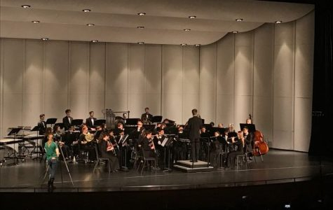 Music department celebrates Music in our Schools Month with annual concerts