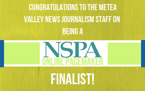 National Scholastic Press Association nominates Metea Media for Pacemaker