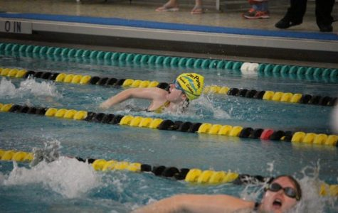 Special Olympics swim team continues to develop with a strong passion
