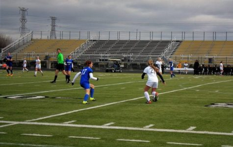 Girls' soccer opens season with a capitalizing victory