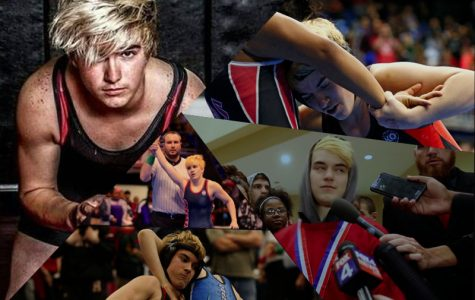 Texas league wrong for forcing transgender teen to wrestle in girls' championship