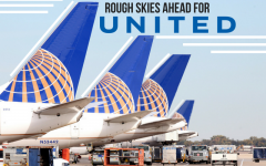 United Airlines causes turbulence with violent incident