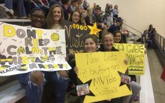 Girls' water polo finishes season on an encouraging note