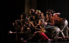 Beyond the curtain: The students behind the scenes of AIDA