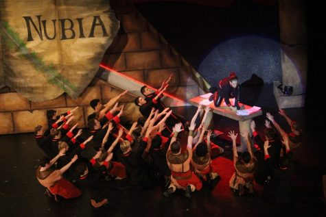 Aida: Another great addition to Metea's theater history