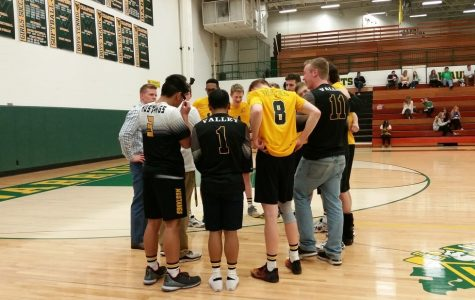 Boys' volleyball serves up a win against Waubonsie