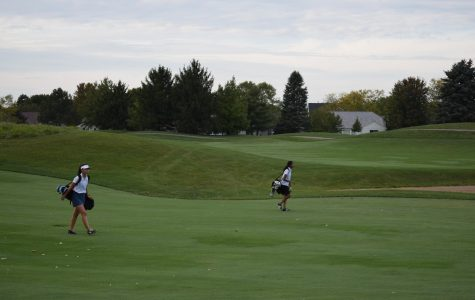 Girls' Golf advances to Regionals after DVC Championship