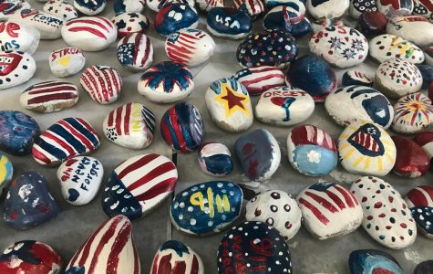 Students bring the community together for a permanent memorial on 9/11