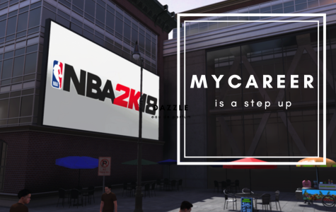 NBA 2K18's MyCareer is a step up from previous years