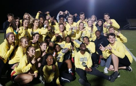 Powderpuff game creates excitement for Homecoming week