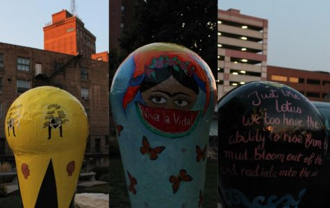 Aurora Street Art Shines a light on Suicide Prevention Month