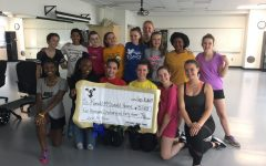Dance Team participates in second annual kickathon