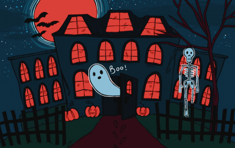 October brings spooky traditions to students this Halloween season